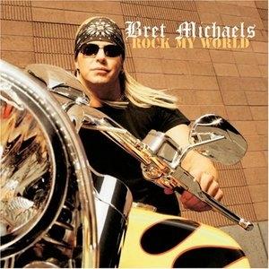 Rock My World album cover