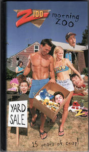 Z100 Morning Zoo Yard Sale: 15 Years Of Crap! album cover