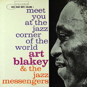 Meet You At The Jazz Corner Of The World album cover