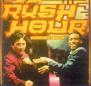 Rush Hour: Soundtrack album cover