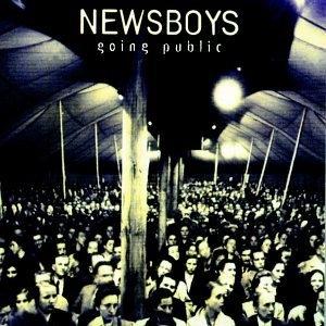 Going Public album cover