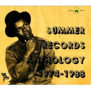 Summer Records Anthology 1974-1988 album cover