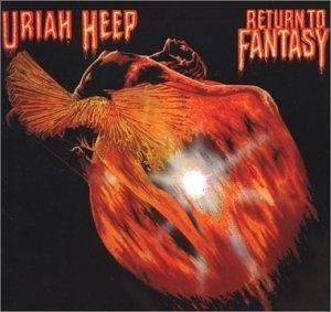 Return To Fantasy (Exp) album cover