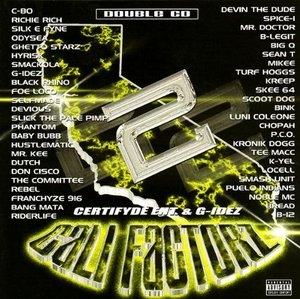 Cali Factorz, Vol.2 album cover