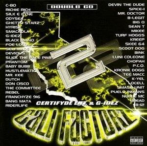 Cali Factorz, Vol.2 album cover