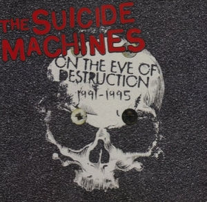 On The Eve Of Destruction album cover