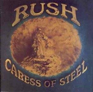 Caress Of Steel album cover