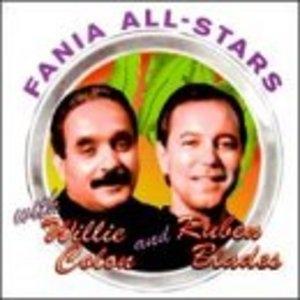 Fania All-Stars With Willie Colón & Rubén Blades album cover