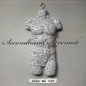 Hear Me Now album cover
