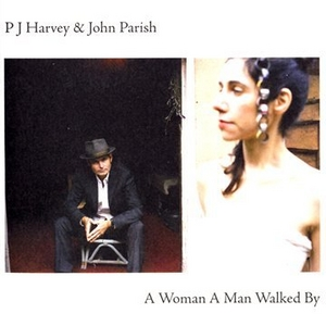 A Woman A Man Walked By album cover
