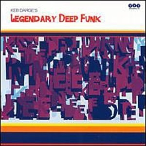Legendary Deep Funk album cover