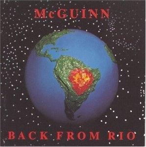 Back From Rio album cover