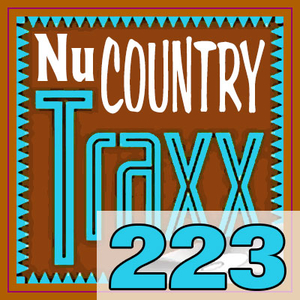 ERG Music: Nu Country Traxx, Vol. 223 (November 2017) album cover