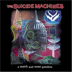A Match And Some Gasoline album cover