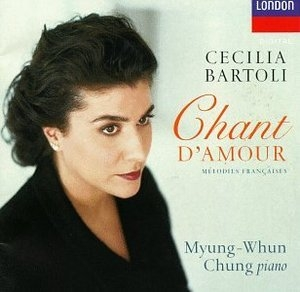 Chant D'amour album cover