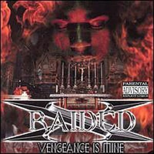 Vengeance Is Mine album cover