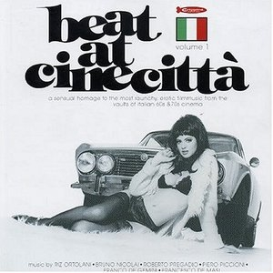 Beat At Cinecittà Vol.1 album cover