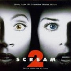 Scream 2: Music From The Dimension Motion Picture album cover