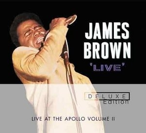 Live At The Apollo Volume II album cover