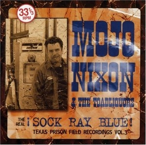 The Real Sock Ray Blue album cover