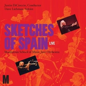 Sketches Of Spain Live album cover