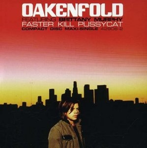 Faster Kill Pussycat (Single) album cover