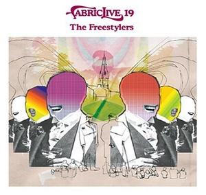 Fabriclive.19 album cover