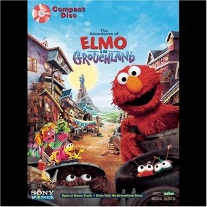 The Adventures Of Elmo In Grouchland (Movie Soundtrack) album cover