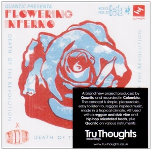 Flowering Inferno: Death Of The Revolution album cover
