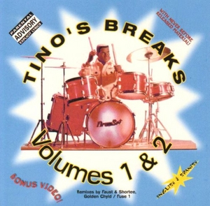 Tino's Breaks, Vol. 1 & 2 album cover