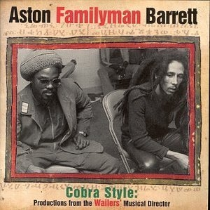 Cobra Style: Productions From The Wailers' Musical Director album cover