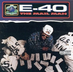 The Mail Man album cover