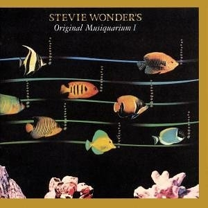 Stevie Wonder's Original Musiquarium I album cover