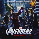 Avengers Assemble (Music ... album cover