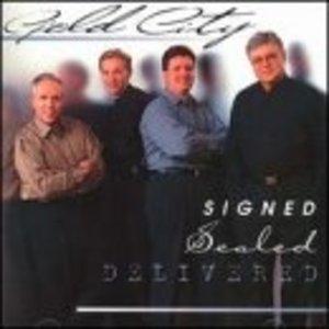 Signed, Sealed, Delivered album cover