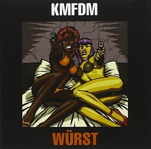 Würst album cover
