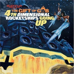 4th Dimensional Rocketships Going Up album cover