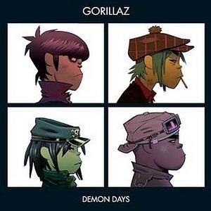 Demon Days album cover