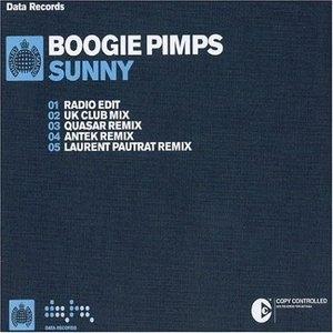 Sunny (Single) album cover