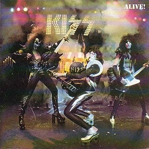 Alive! album cover