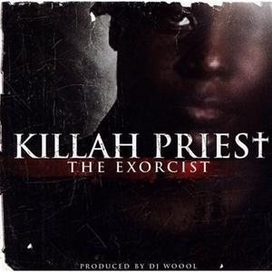 Exorcist album cover