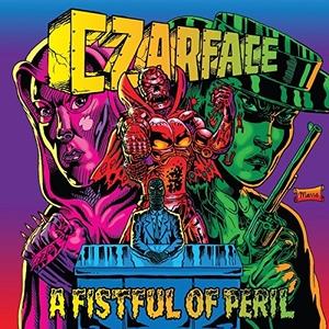 A Fistful Of Peril album cover