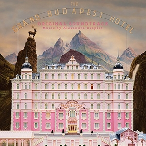 The Grand Budapest Hotel (Original Soundtrack) album cover