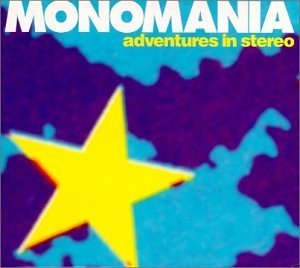 Monomania album cover