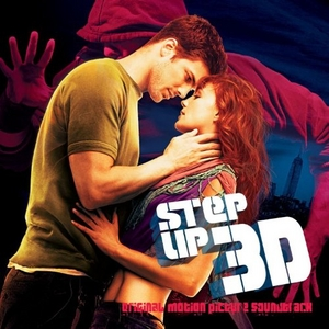 Step Up 3D: Original Motion Picture Soundtrack album cover