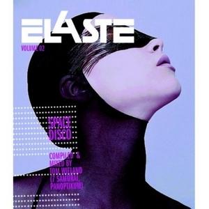 Elaste, Vol.2: Space Disco album cover