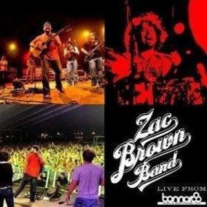Live From Bonnaroo album cover