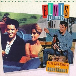 Double Features-Viva Las Vegas And Roustabout album cover