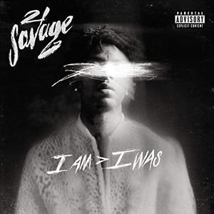 i am > i was album cover