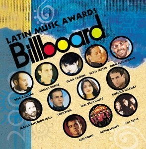 Billboard Latin Music Awards: 2000 album cover